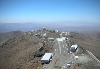Un antico osservatorio astronomico in Cile