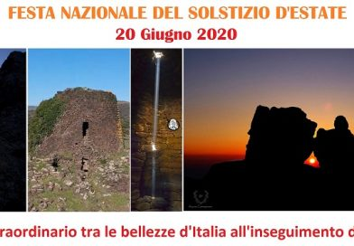 FESTA NAZIONALE DEL SOLSTIZIO D'ESTATE, 20 GIUGNO