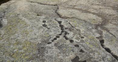 Il sito archeologico del Monte Roccerè – Parte I: le coppelle